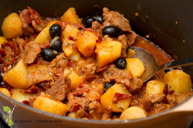 Saut de veau la portugaise l 39 univers de sylvie l - Cuisine importe du portugal ...
