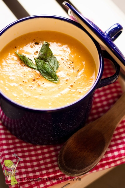 Soupe de carottes