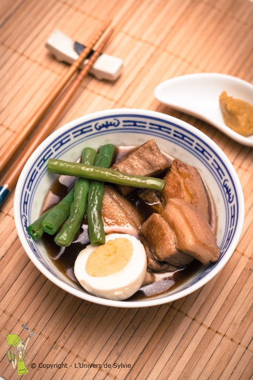 Braised Pork Kakuni