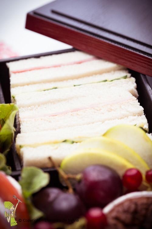 Bento minis sandwichs