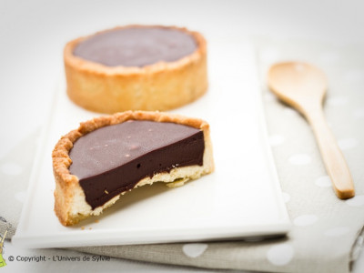 Tarte au chocolat
