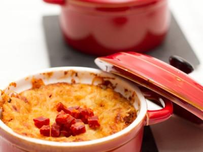 Lasagnes au Chorizo