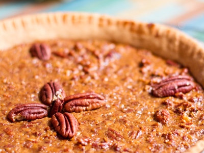 Tarte aux noix de pékan