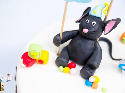 Gâteau pour les 1 an de mon petit Didou!